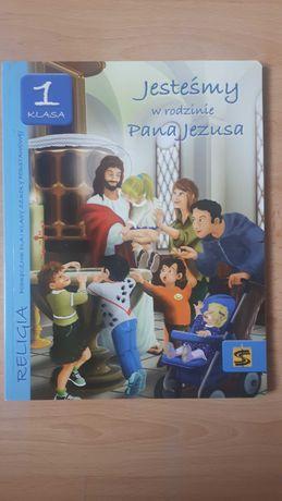 """Katechizm kl. 1 """"Jestesmy w Rodzinie Pana Jezusa"""""""