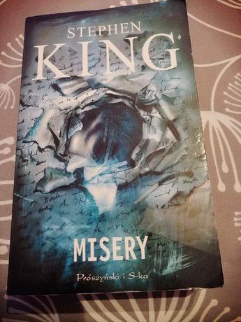 Książka Stephen King Misery