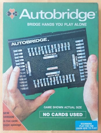Autobridge A basic contract bridge course