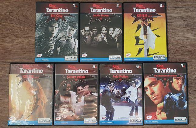 Kino według Tarantino - 7 DVD