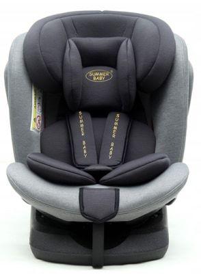 Fotelik FARO obrotowy 360° 0-36 kg SUMMER BABY