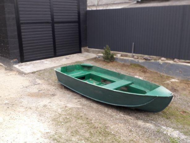 Лодка алюмінієва