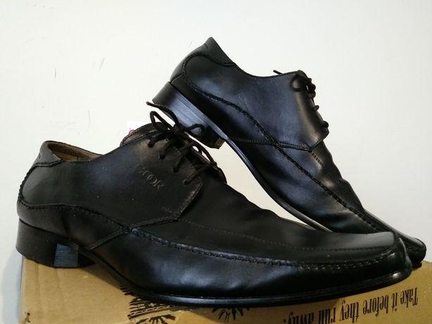 Туфлі чоловічі Goor, мужские туфли, сапоги 42 розмір стелька 27.5см