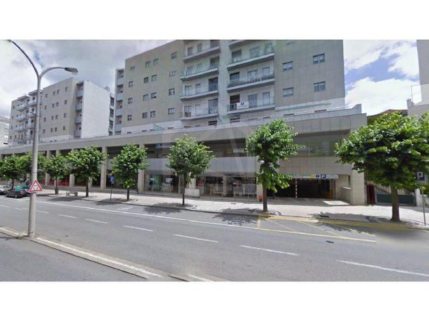 Parque de estacionamento em São João da Madeira