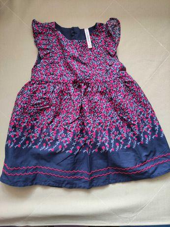 Sukienka Coccodrillo rozmiar 86