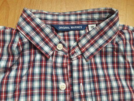 Фирменная рубашка от 1 до 2+ штаны/ джинсы Gee Jay