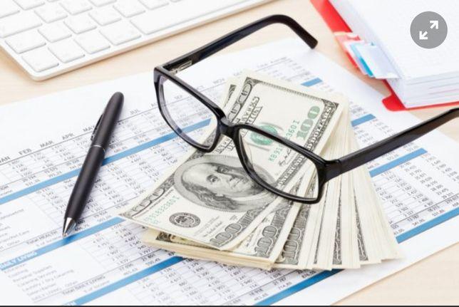 Бухгалтерское обслуживание предприятий и ФОП по доступным ценам
