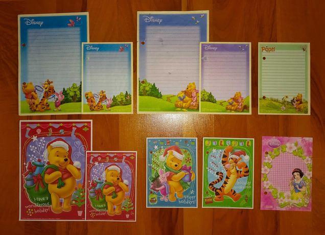 Karteczki Bajkowe Mix - A5 i A6