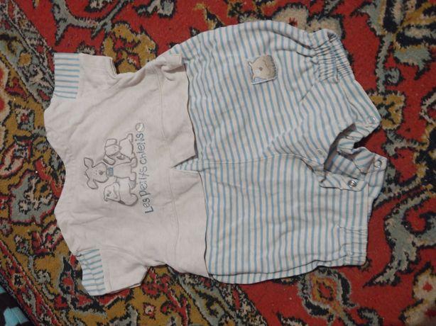 Пакет одягу на хлопчика