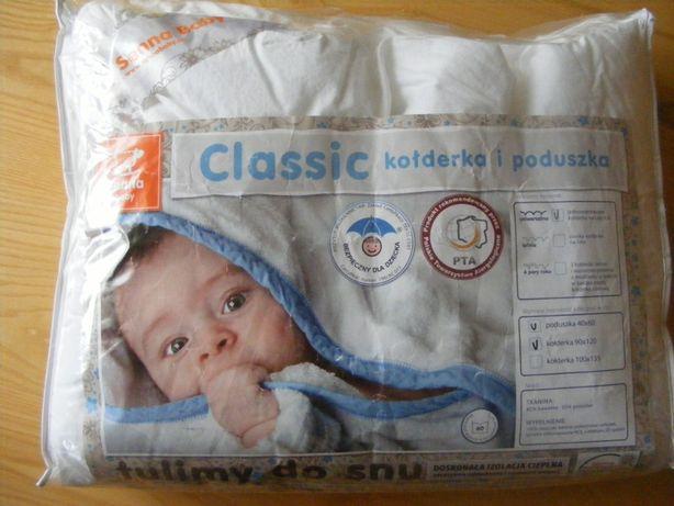 Kołderka + poduszka - Komplet SENNA Baby Classic