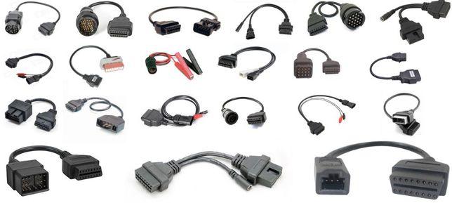 Mega pack kit cabos obd para vituras antigas conversores