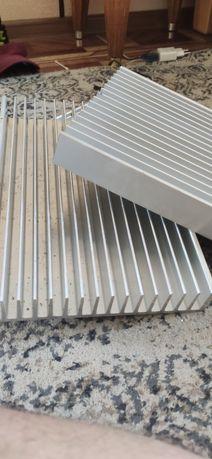 Радіатор для світлодіода алюмінієвий