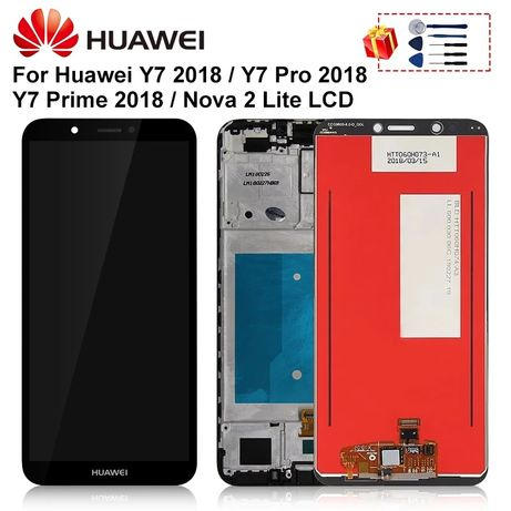 Дисплей для Huawei Y7 2017/Y7 2018/Y7 2019/Y5/Y6/P40Lite E/модуль/ОПТ/