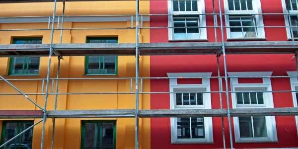 Pintura Moradias Apartamentos e limpeza de telhados