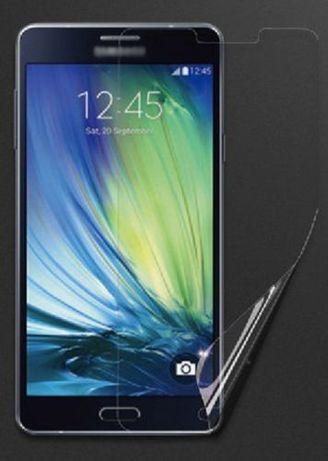 Película De Plástico Lmobile Galaxy A7 - Transparente