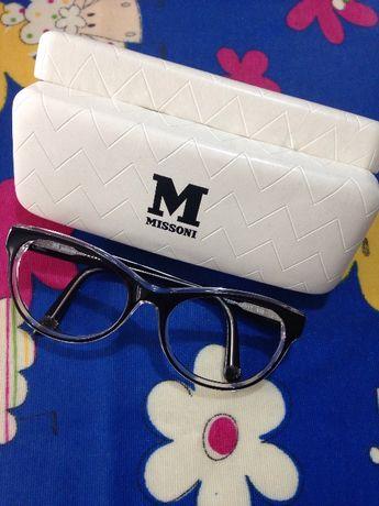 Armação de óculos Missoni