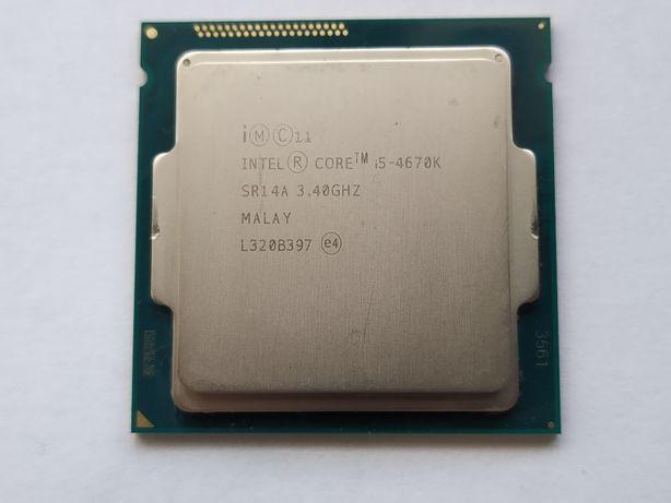 Процессор Intel® Core™ i5-4670K 3.4GHz/6MB s1150