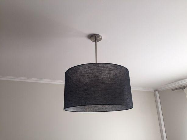 Candeeiro / Abajur Grande - 50cm