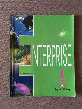 Enterprise 1 учебник книга