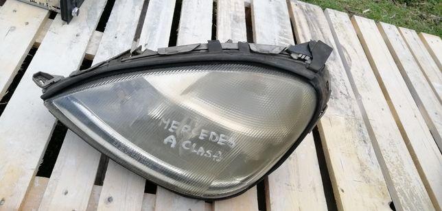 Mercedes A-klasa w168 lampa przod przednia lewa Europa