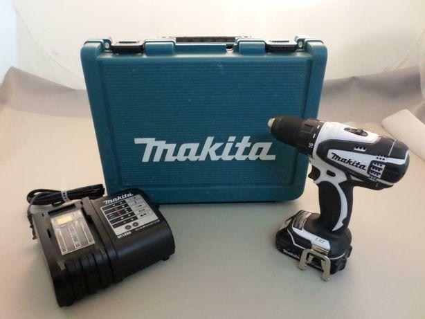Makita LXFD01 18V Li-Ion шуруповерт АКБ зарядка кейс комплект ОРИГИНАЛ