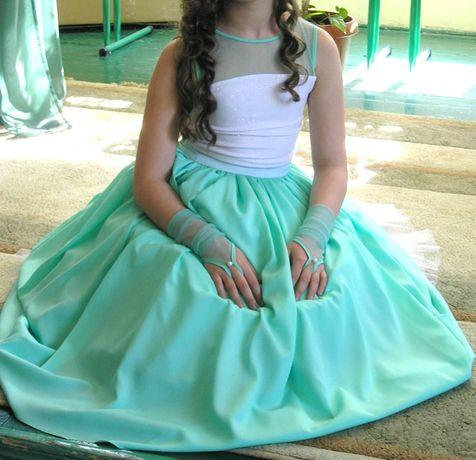 Плаття святкове для дівчинки 8-10 років