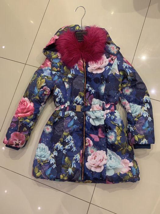 Теплая курточка на девочку 11-12 лет Accessorize Киев - изображение 1