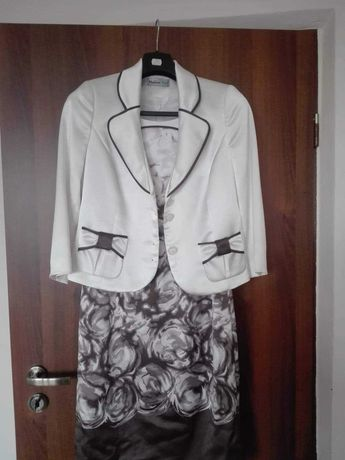 Sukienka elegancka r.42