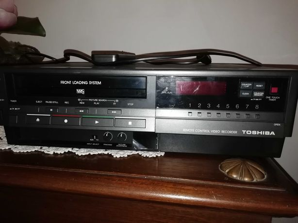 VHS Toshiba v 57
