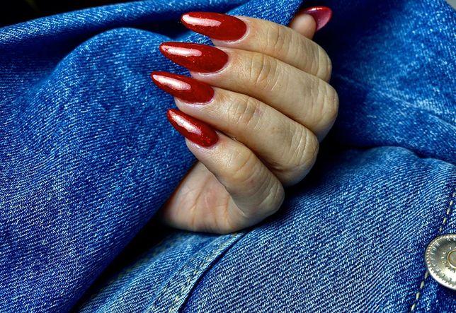 Promocja paznokcie hybrydowe 55zl,żelowe 90zl Pedi 60zl. Wolne terminy