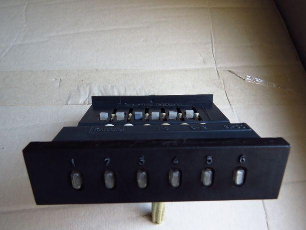 Селектор выбора программ CВП-4-10