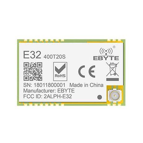 Модули LoRa E32-400T20S, E32-433T20DT Qczek LRS