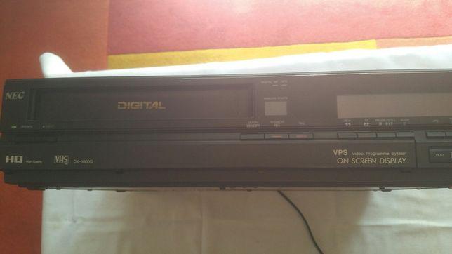 Vídeo VHS Digital DX 1000 G High Quality