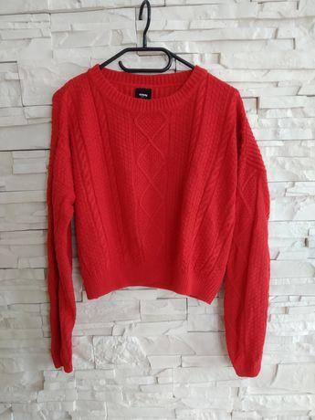 Krótki sweter Sinsay