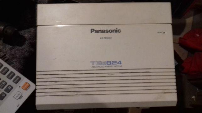 АТС Panasonic KX-TEM824 телефоны