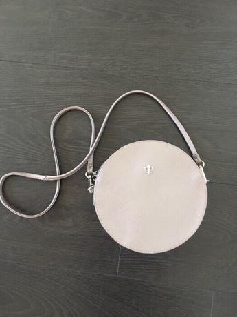 Продам стильную НОВУЮ Крутую женскую сумку круглой формы кросс-боди