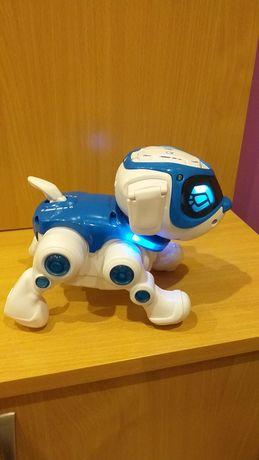 Cobi Teksta pies robot