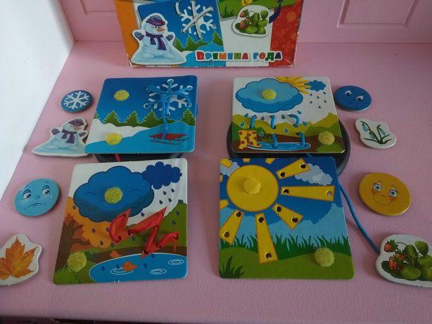 Развивающая игра для малышей