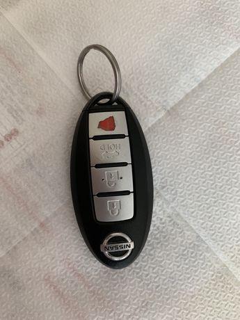Smart ключ от Nissan