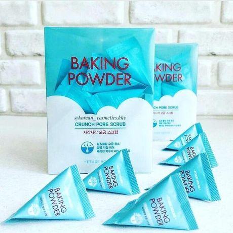 Скраб для лица Etude House Baking Powder