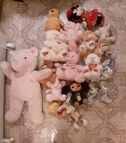 Мягкие игрушки, игрушки