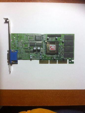 "Видеоплата ""Rage 128 pro Ultra 32M SDR"""