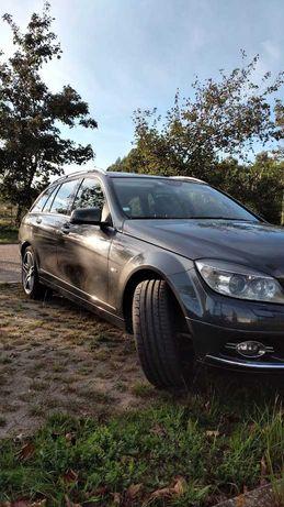 Mercedes-Benz C 220 CDi Avantgarde BlueEfficiency full extras!!!