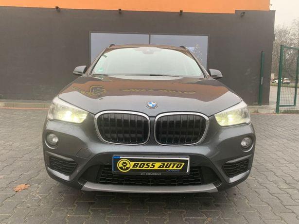 BMW X1 2016 року