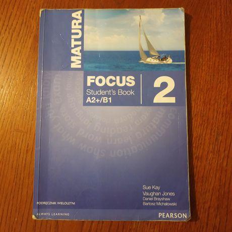 ",,Focus 2"" podręcznik"