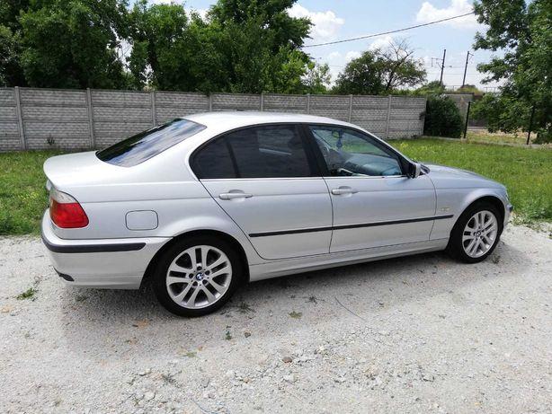BMW E46 330 XI + LPG