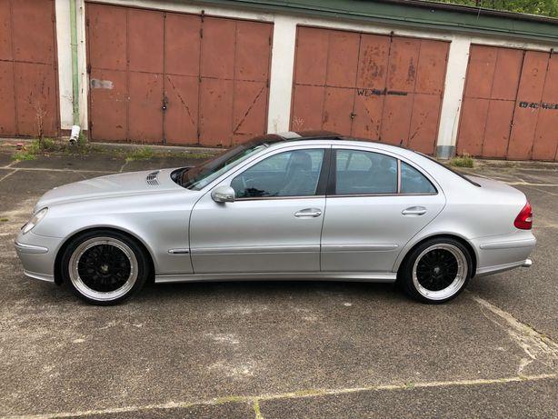 Mercedes 211 e400 cdi