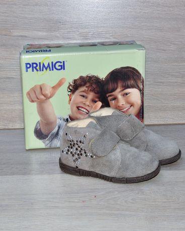 Деми ботинки primigi. 24 размер. 15,5 см. демисезонные ботиночки.