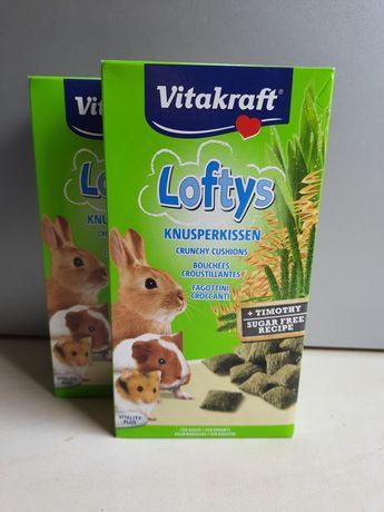 Przekąska dla świnki/królika