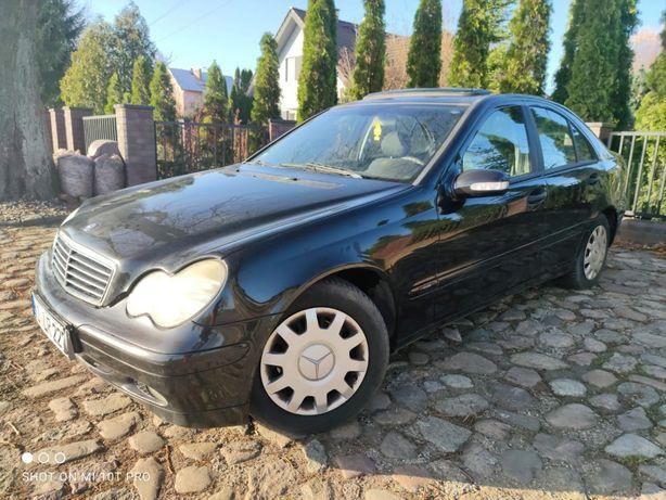 Mercedes-Benz C 220 CDI, 2004 rok, 2.2 Diesel, 150 KM, z Niemiec